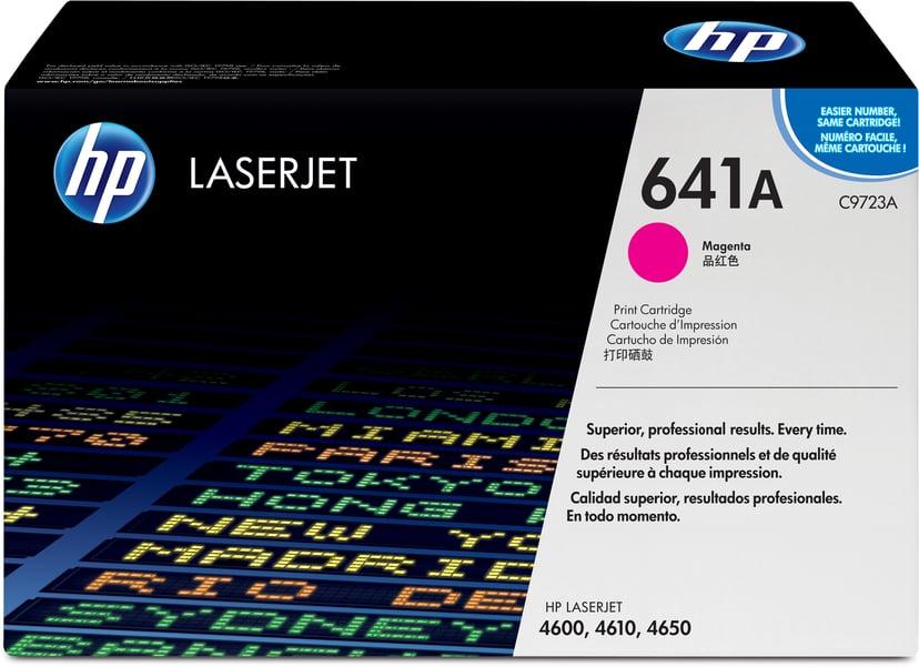 HP Värikasetti Magenta - C9723A