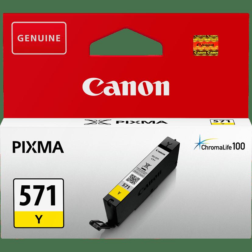 Canon Bläck Gul CLI-571Y