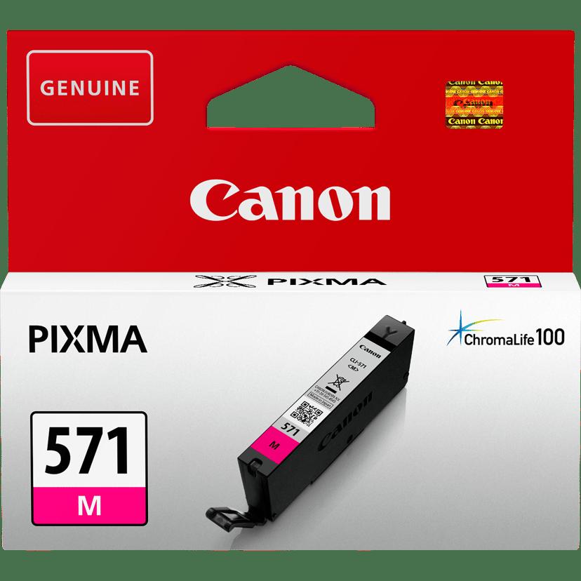 Canon Bläck Magenta CLI-571M