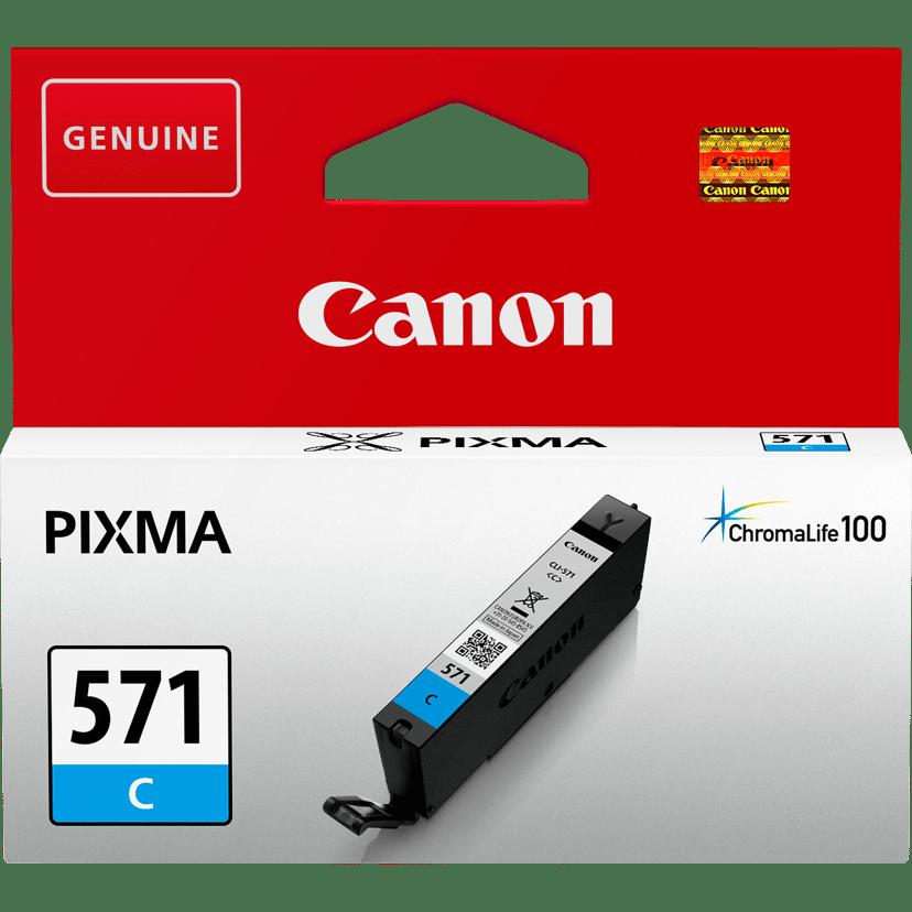 Canon Bläck Cyan CLI-571C