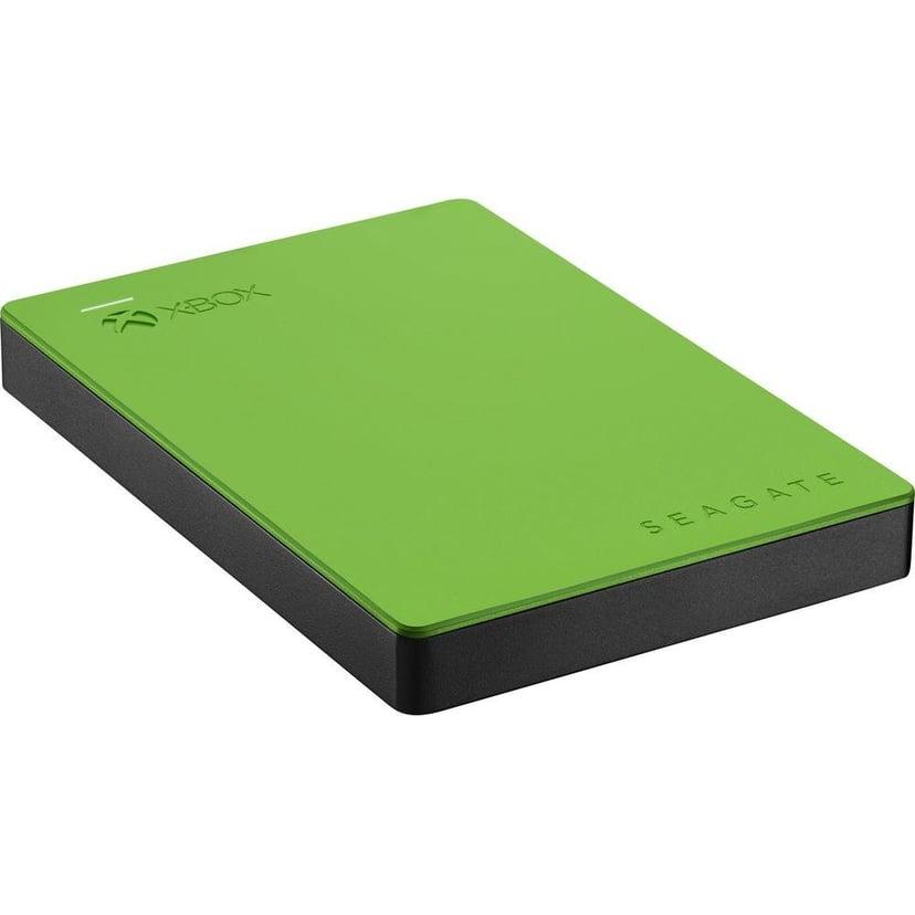 Seagate Game Drive for Xbox 2TB Grønn