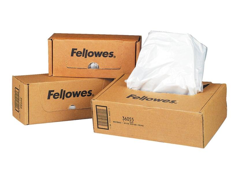 Fellowes Avfallspose 121L 50st - 325/425-Serien