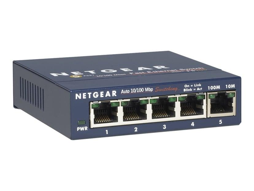 Netgear ProSAFE FS105v3