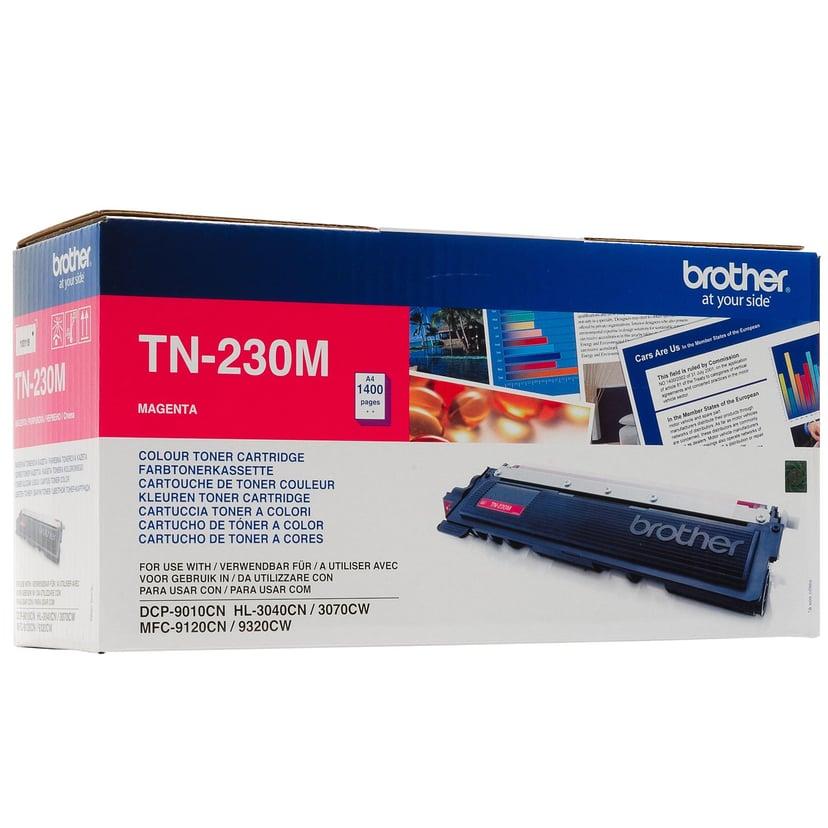 Brother Värikasetti Magenta TN-230M 1,4k