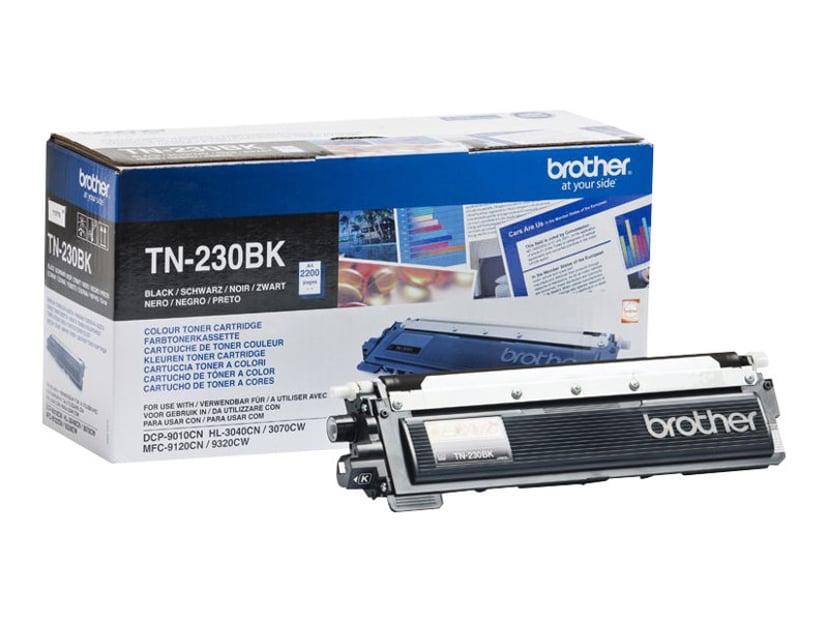 Brother Toner Svart 2.2k - HL-3040/DCP-9010/MFC9120/9320