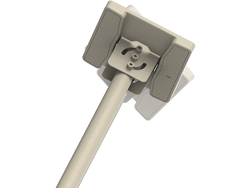 Multibrackets M Public Ceilingmount Medium White Single