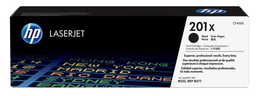 HP Toner Svart 201X 2.8K - CF400X  #ATTACH