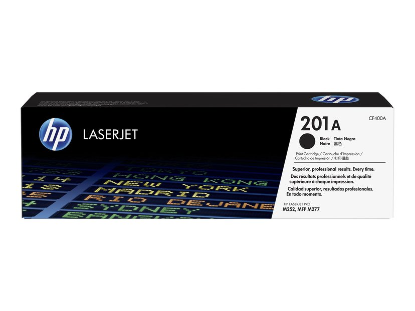 HP Toner Svart 201A 1.5K - CF400A  #ATTACH
