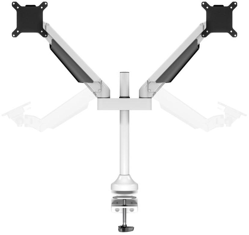 Multibrackets M VESA Gas Lift Arm Dual