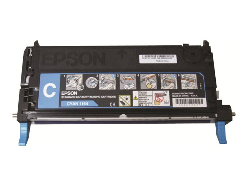 Epson Toner Cyan 2k - Aculaser C2800