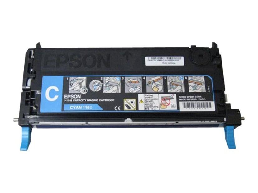 Epson Toner Cyaan 6k - Aculaser C2800
