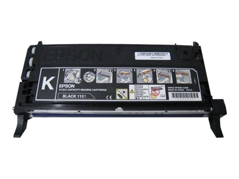 Epson Värikasetti Musta 8k - Aculaser C2800