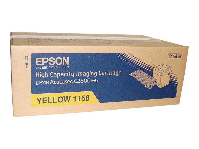 Epson Värikasetti Keltainen 6k - Aculaser C2800