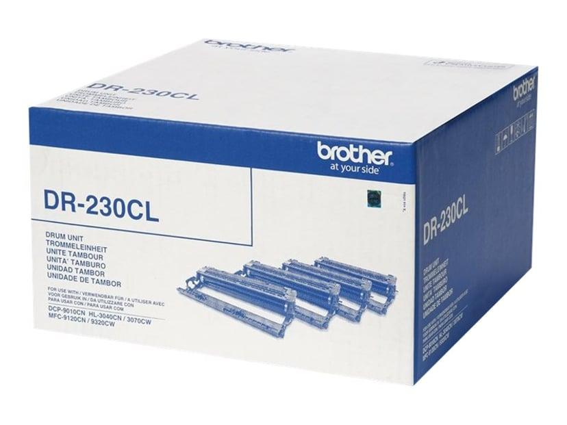 Brother Tromle BK/C/M/Y 15K - DR-230CL