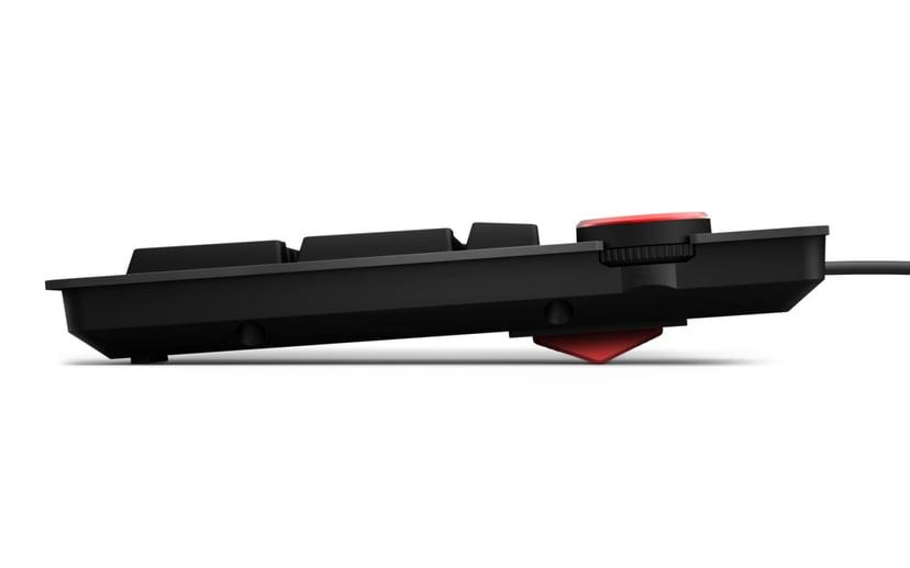Das Keyboard 4 Professional Kablet Tastatur Nordisk Svart