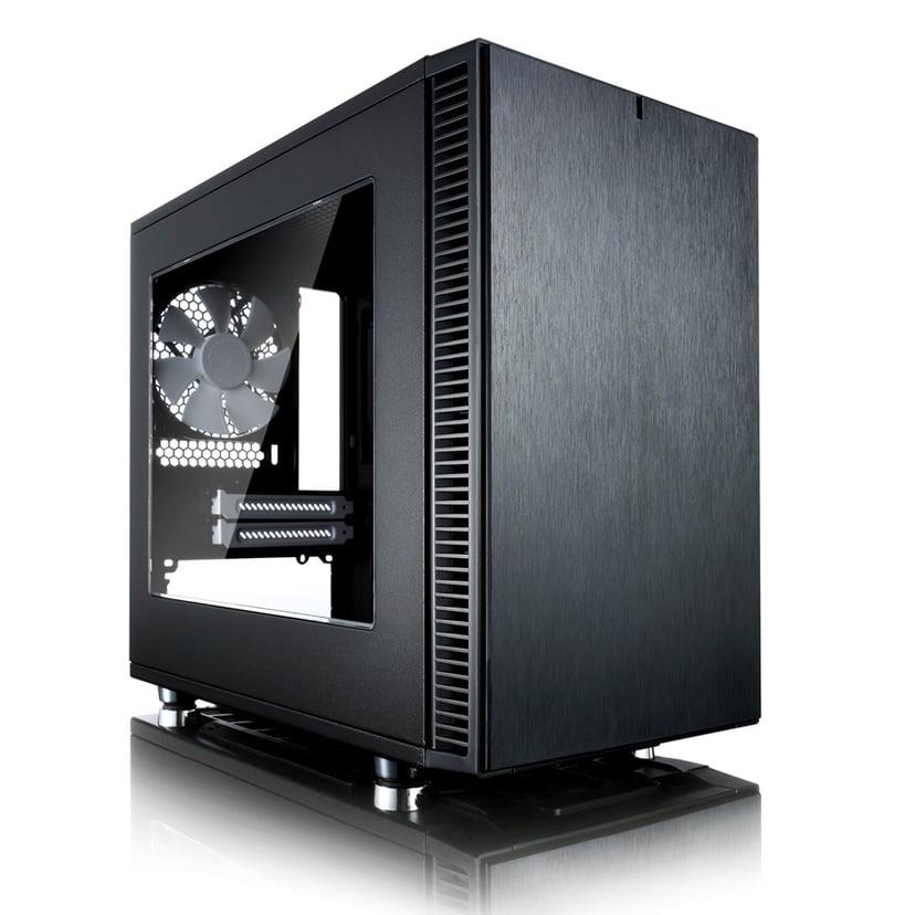 Fractal Design Define Nano S Black Window Sort