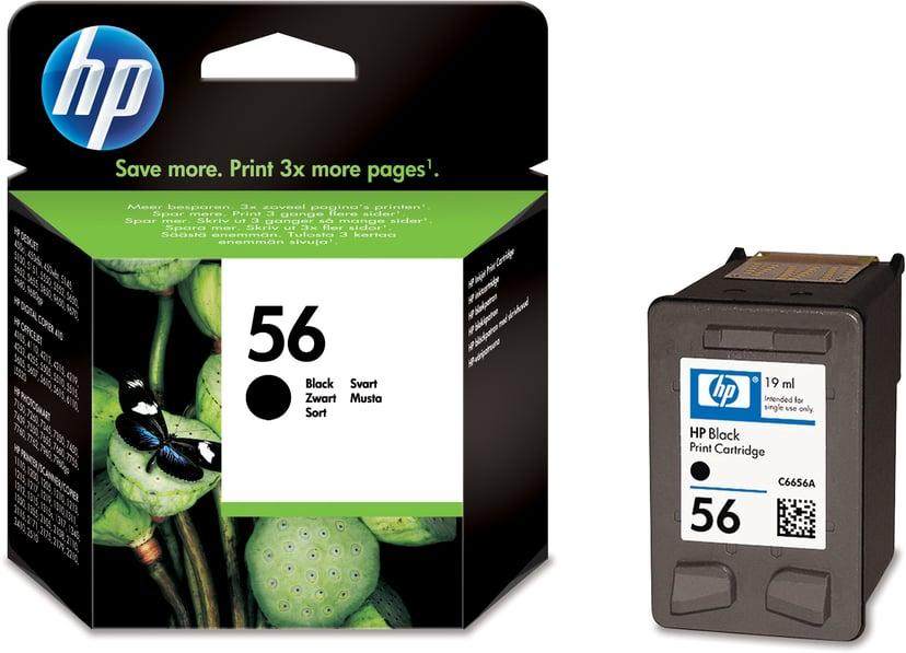 HP Bläck Svart No.56 - DJ 5550