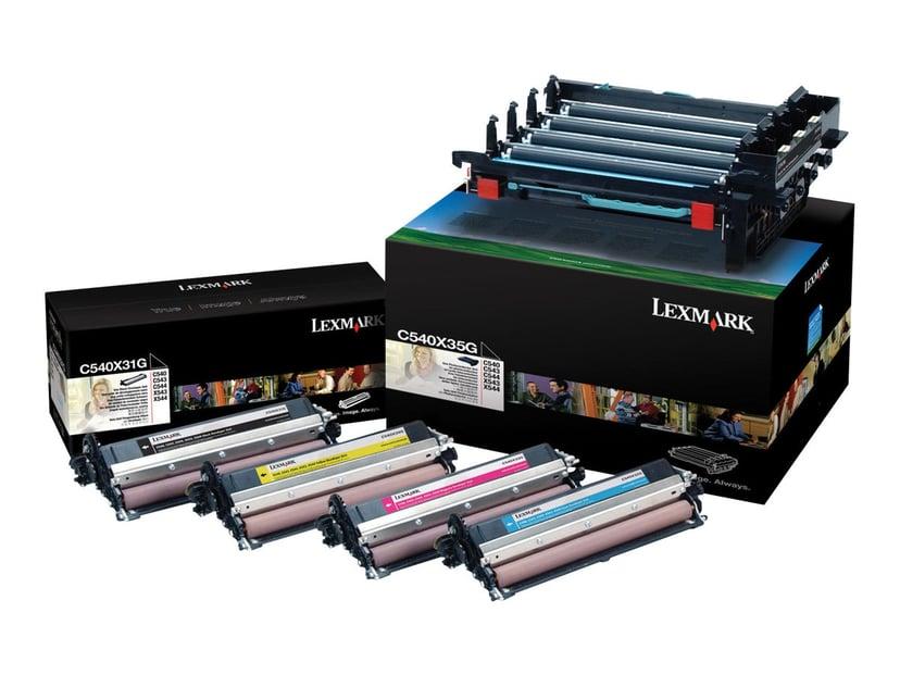 Lexmark 4 pakettia