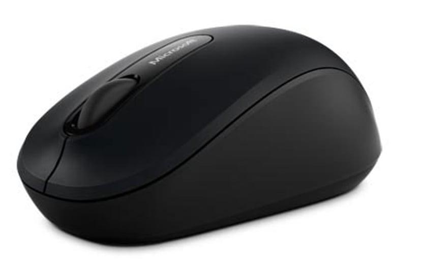 Microsoft Bluetooth Mobile Mouse 3600 1,000dpi Mus Trådlös Svart