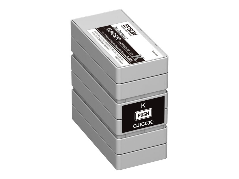 Epson Bläck Svart GJIC5(K) - GP-C831
