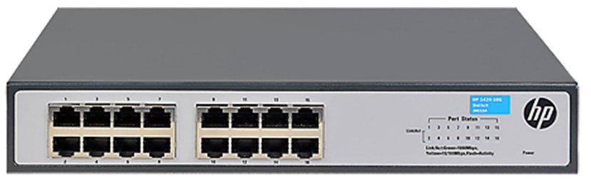 HPE OfficeConnect 1420 16x Gbit Un-mgd Switch