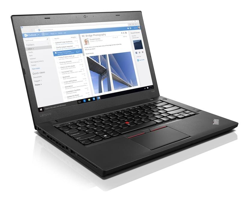 "Lenovo ThinkPad T460 Core i5 8GB 256GB SSD Oppgraderbar til WWAN 14"""