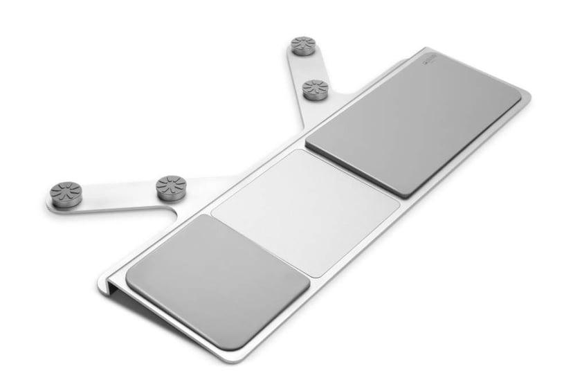 Matting Jobmate Touch 800dpi Styrematte Kablet Sølv