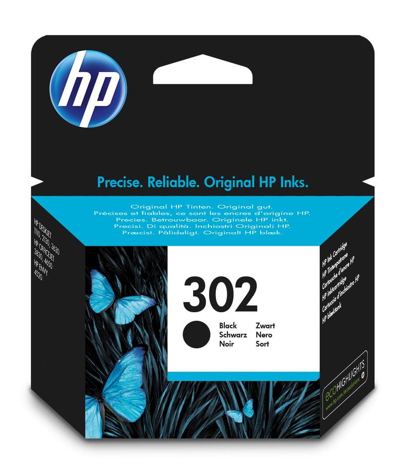 HP Blekk Svart No.302 - DJ 1110