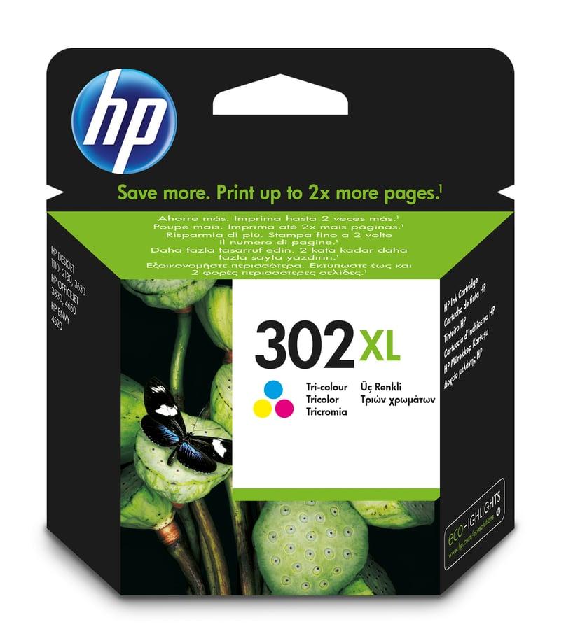 HP Blekk Farge No.302XL - DJ1110