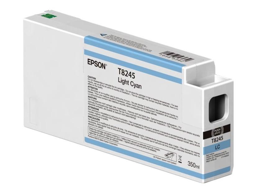 Epson Blekk Ljus Cyan 350ml - P6/7/8/9000