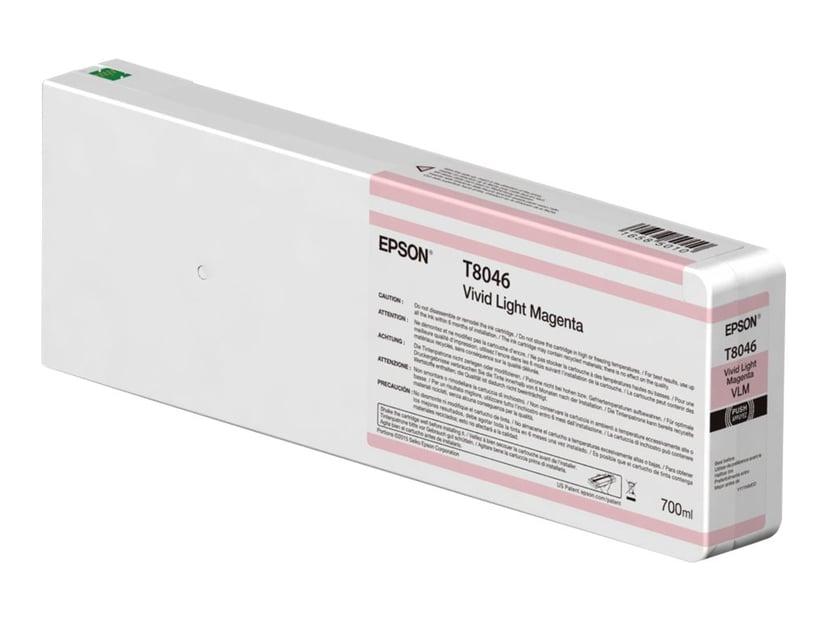 Epson Blekk Vivid Ljus Magenta 700ml - P6/7/8/9000