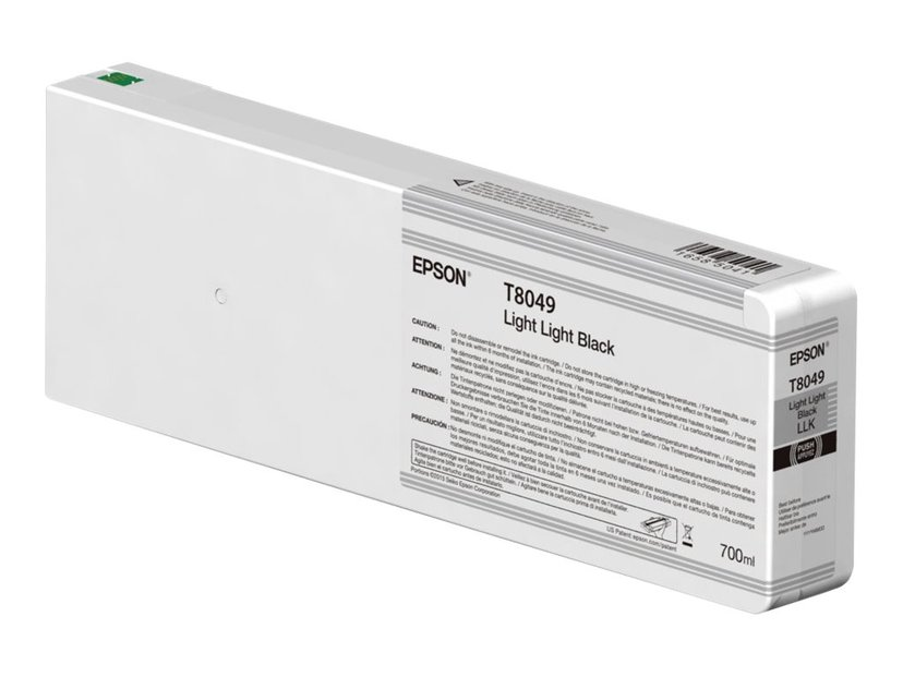 Epson Blekk Ljus Light Svart 700ml - P6/7/8/9000