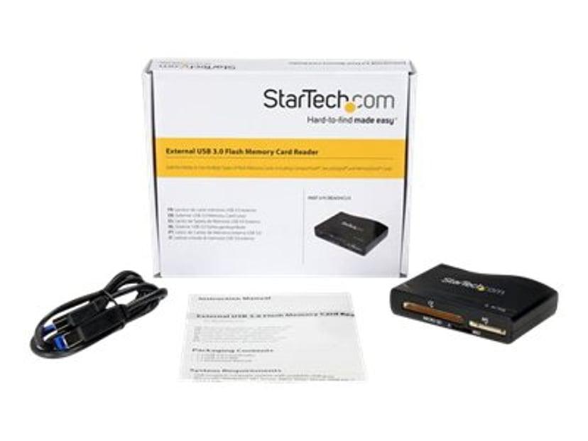 Startech USB 3.0 Memory Card Reader