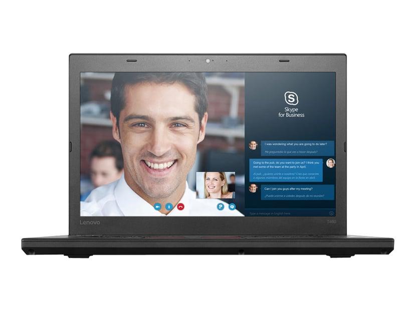 "Lenovo ThinkPad T460 Core i5 8GB SSD 256GB 14"" Oppgraderbar til WWAN"