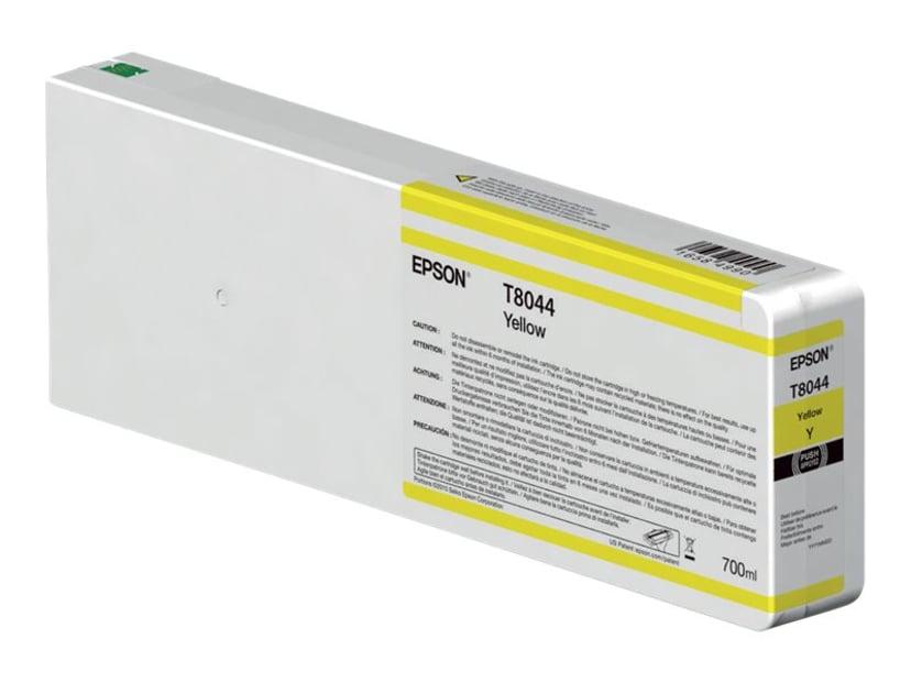 Epson Blekk Gul 700ml - P6/7/8/9000