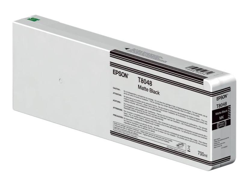 Epson Blekk Matt Svart 700ml - P6/7/8/9000
