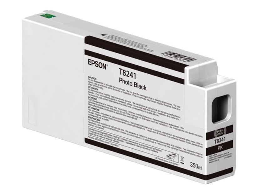 Epson Blekk Foto Svart 350ml - P6/7/8/9000