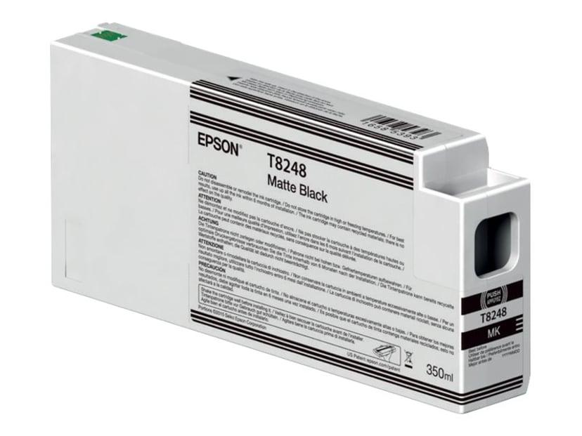 Epson Blekk Matt Svart 350ml - P6/7/8/9000