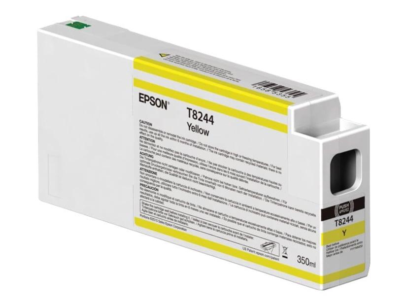 Epson Blekk Gul 350ml - P6/7/8/9000