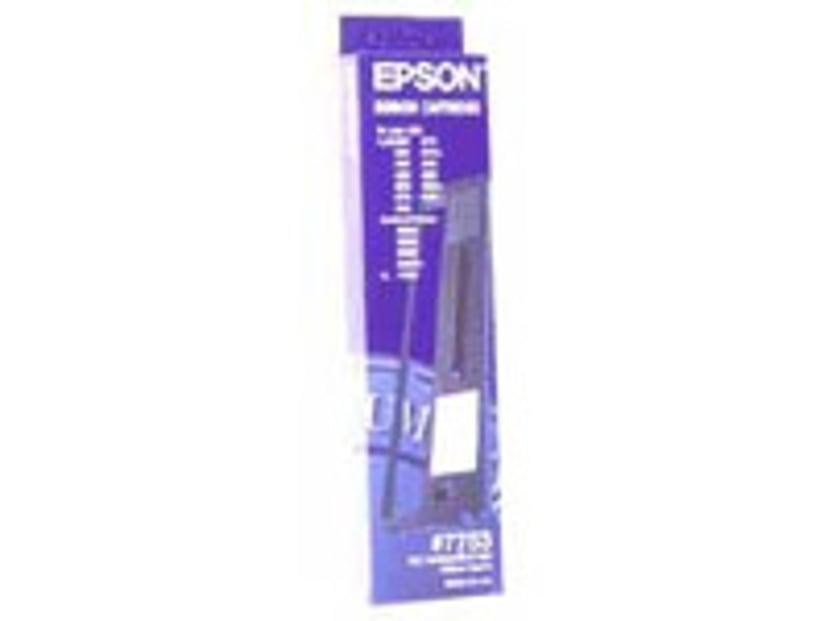 Epson Färgband Sort - LQ-300/400/450/500/550