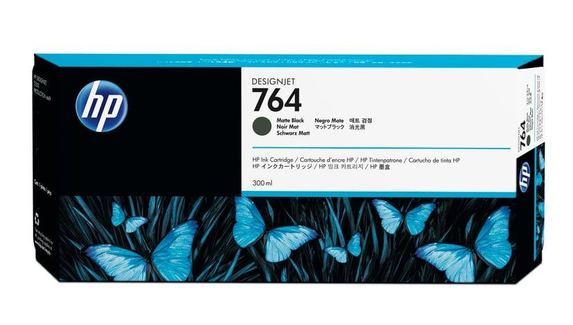 HP Blekk Matt Svart 300ml - DJ T3500