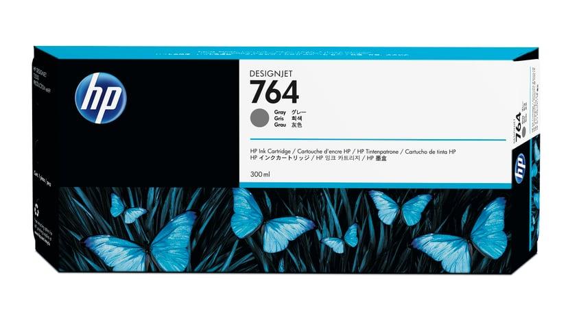 HP Blekk Grå 300ml - DJ T3500