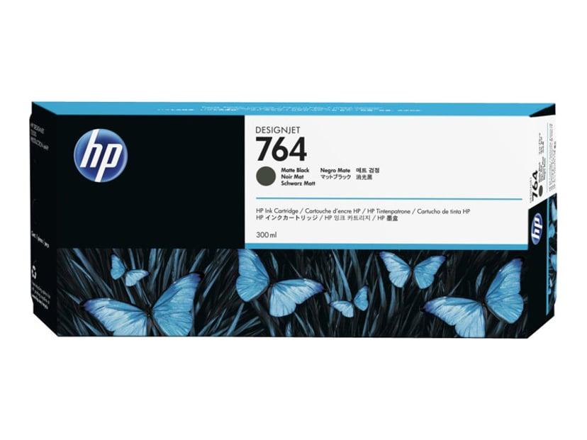 HP Bläck Matt Svart 300ml - DJ T3500