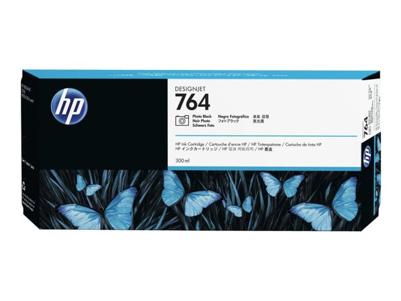 HP Bläck Foto Svart 300ml - DJ T3500