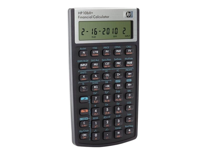 HP 10Bii+ Finansräknare