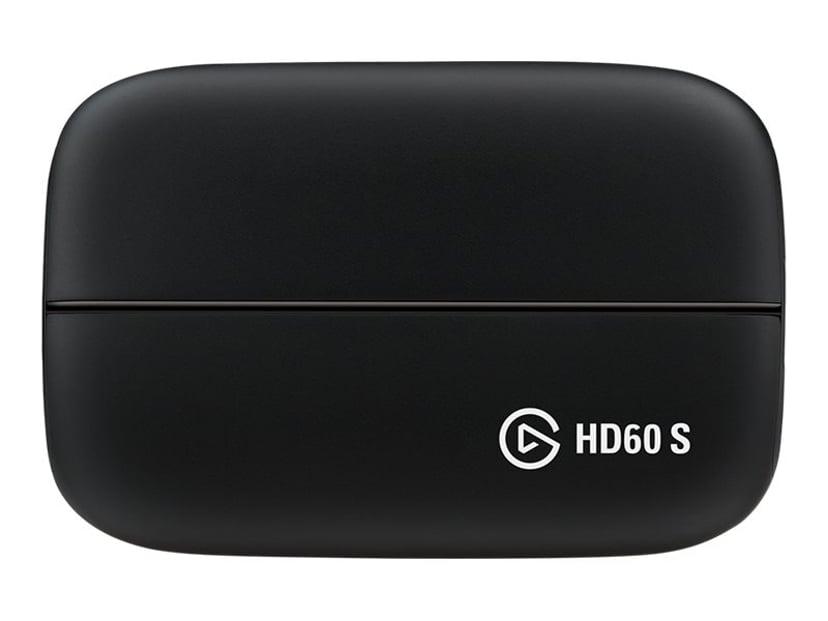Elgato Game Capture HD60 S - PC/Mac Svart