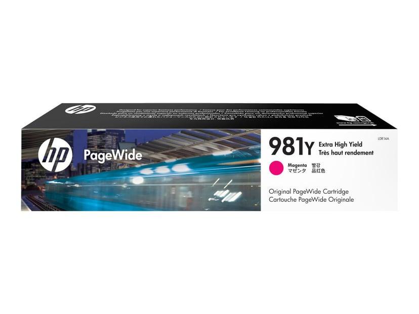 HP Blekk Magenta 981Y 16K - PW 556DN/556XH