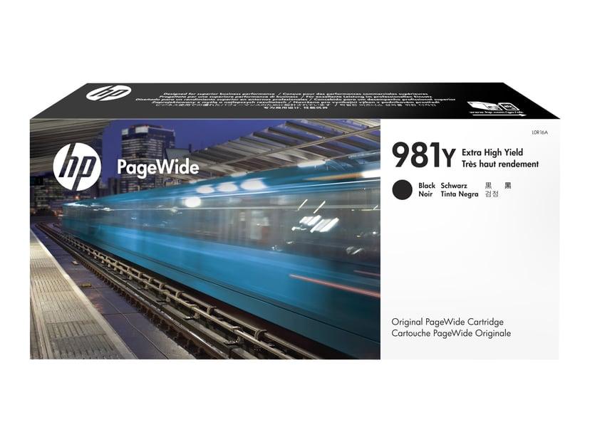 HP Bläck Svart 981Y 16K - PW 556DN/556XH