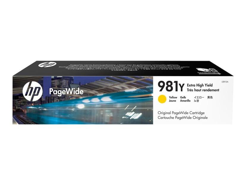 HP Blekk Gul 981Y 16K - PW 556DN/556XH