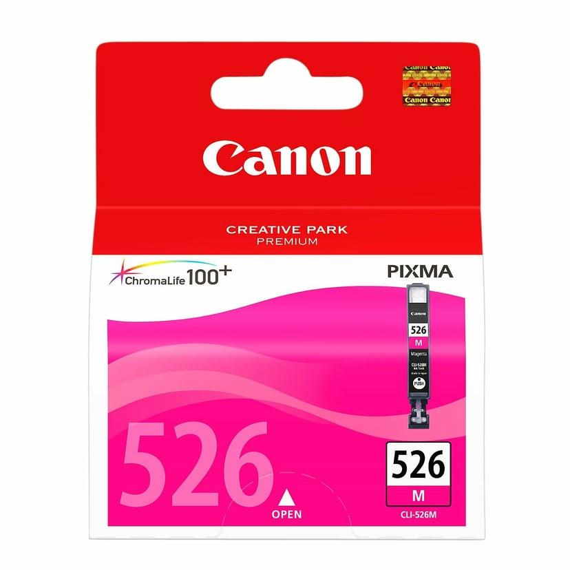 Canon Blæk Magenta CLI-526M - MG5150